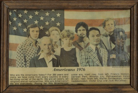 Americans -- 1976